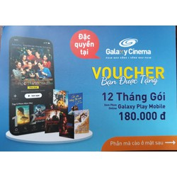 Voucher xem Phim Play Mobile