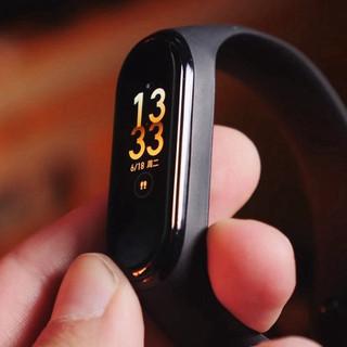 Vòng tay Xiaomi Mi Band 5 Xiaomi Mi Band 4 [CHÍNH HÃNG] - Đo nhịp tim theo dõi sức khỏe - Màn hình cảm ứng, Báo thức - ijn-SKU125 thumbnail