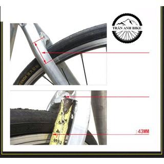 Bộ ngàm thắng road nhôm xe đạp 3 lá FMF XTR [ĐƯỢC KIỂM HÀNG] 41722375 - 41722375 thumbnail