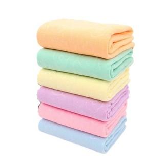 Combo 5 chiếc Khăn tắm đa năng mỏng mịn khổ lớn (140cm x 70cm) - 5khantam thumbnail