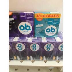 Tampon O.B Băng vệ sinh phụ nữ ( Hàng nội địa Đức)