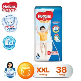 Tã quần Huggies Pants Big Jumbo XXL38 - 8935107201000 thumbnail