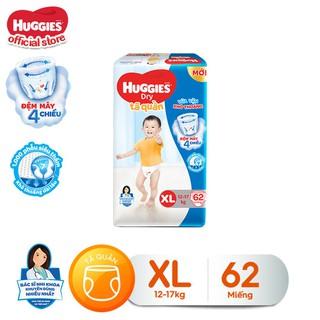 Tã quần Huggies Pants Super Jumbo XL62 - 8888336017426 thumbnail