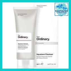 Tẩy trang mọi loại da The Ordinary Squalane Cleanser 150ml