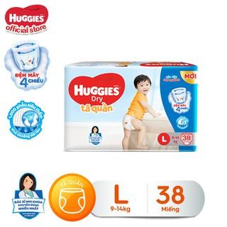 Tã quần Huggies Pants Jumbo L38 - 8935107201352 thumbnail