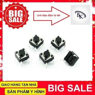 Nút Nhấn 4 Chân 6x6x5mm - Nút Nhấn 4 Chân 6x6x5mm thumbnail