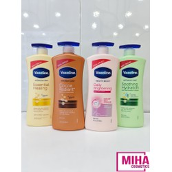 Sữa Dưỡng Thể VASELINE 725ml Mẫu Mới