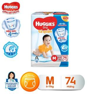 Tã quần Huggies Pants Super Jumbo M74 - 8888336017402 thumbnail