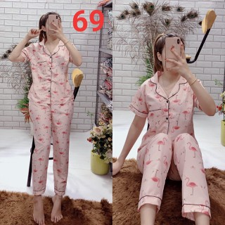 Bộ pijama gấm cao cấp - Cho kiểm hàng - 280 thumbnail