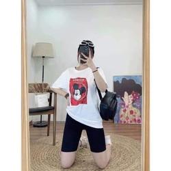 quần legging ngố