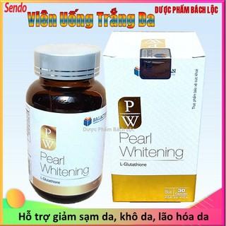 Viên Uống Trắng Da Toàn Thân Pearl Whitening - Pearl Whitening - Viên Uống Trắng Da Toàn Thân Pearl Whitening thumbnail