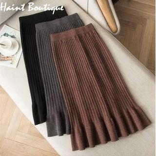 Chân váy len đuôi cá Haint Boutique cv16 - cv16 thumbnail