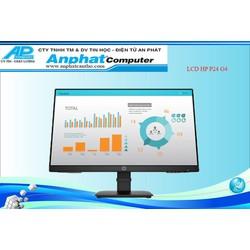 Màn hình máy tính LCD HP P24 G4 23.8 inch Full HD Chính Hãng Bảo Hành 24 Tháng