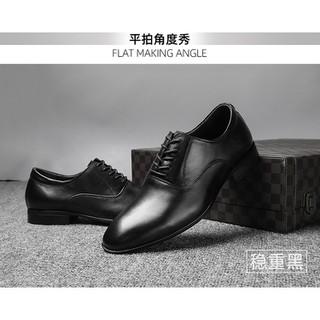 Giày lười nam da công sở big size, giày tây nam big size cỡ lớn 44 45 46 47 48 cho chân to mẫu buộc nơ- GT022 - GLNBZ-003 6