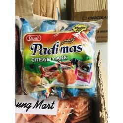 Combo 10 bánh bông lan nhân kem Padimas Indonesia nhập khẩu
