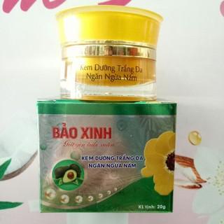 Kem Dưỡng Trắng Da Ngừa Nám BẢO XUÂN 20G - 077 thumbnail