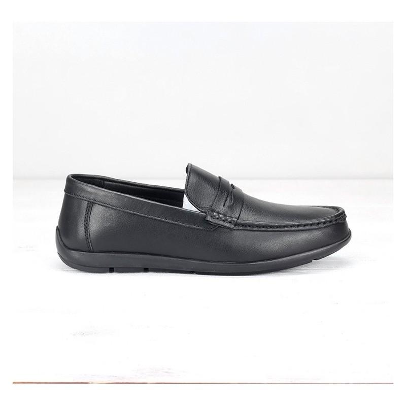 [Uy tín-BH 2 năm] Giày lười nam big size, giày tây nam big size cỡ lớn 44 45 46 47 48 cho chân to chất da bò 100% cam kết 24 tháng bảo hành – GLBS-06