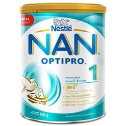 Sữa bot NAN Nga HMO 1 date moi nhat 2022