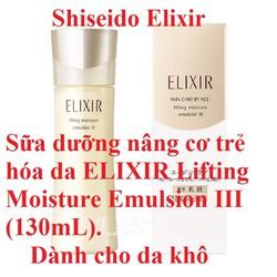 Sữa dưỡng da Elixir