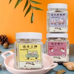 [THỨC ĂN ĐÔNG KHÔ] Thịt sấy khô/ Thức ăn sấy khô cho Chó Mèo - hộp 60g