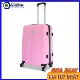 Vali Du Lịch Nhựa Dẻo TRIP PP103 - (Size 20 ) - Màu Hồng - PP103 thumbnail
