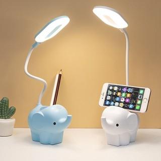Đèn học tích điện hình con voi - DHCV1 thumbnail