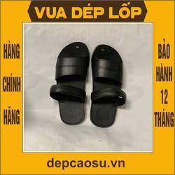 Dép cao su 2 quai ngang, được làm thủ công của Vua dép lốp Phạm Quang Xuân, ảnh thật, bảo hàng và sẵn hàng