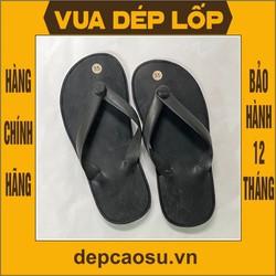 Tông quai núm Vua Dép Lốp, được làm thủ công của Vua dép lốp Phạm Quang Xuân, ảnh thật, bảo hàng và sẵn hàng