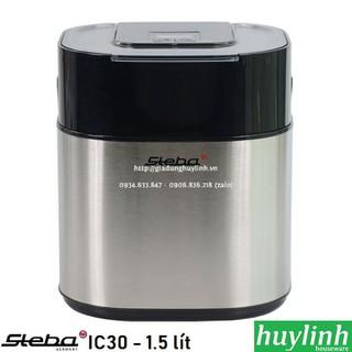 Máy làm kem Steba IC30 - 1.5 lít - Steba IC30 thumbnail