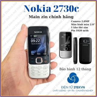 Điện thoại Nokia cổ [FREE SHIP] Nokia 2730 chính hãng, giá rẻ