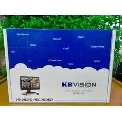 Đầu ghi hình đa năng 8 kênh 5 in 1 KBVISION KX-7108SD6 dùng cho hầu hết các loại camera IP CVI TVI, AHD và annalog