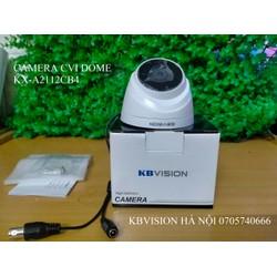 Camera Dome CVI KBVISION KX-2112CB4 2.0MP  hàng chính hãng góc rộng