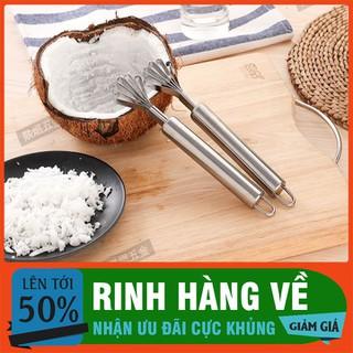 Dụng Cụ Đánh Vẩy Cá, Nạo Dừa Bằng Thép Không Gỉ - NDHH-1 thumbnail