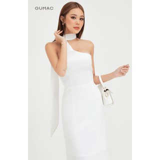 Đầm nữ cúp ngực dây cổ rã eo GUMAC DB472 - DB472 thumbnail