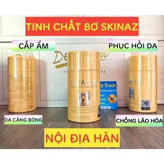 [NỘI ĐỊA HÀN QUỐC] Tinh chất bơ 99,6% dưỡng da cao cấp AGUACATE Skinaz Hàn Quốc - NỮ HOÀNG DƯỠNG DA TẠI HÀN QUỐC -30ml - SKINAZNOIDIA thumbnail