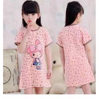 Váy thun cotton quảng châu cho bé gái từ 16-40kg - VTC1640 thumbnail
