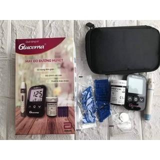 Máy đo đường huyết Gluneo Lite (Quà Km Glucerna) - Máy đo đường huyết Gluneo Lite (Quà Km Glucer thumbnail