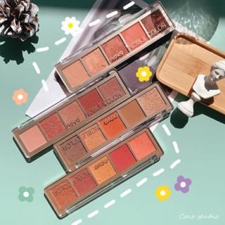 Bảng Phấn Mắt Essential Novo Nội Địa Trung - Eyeshadow Palette - 2259722391 thumbnail