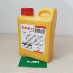 Dung dịch tẩy mối hàn inox điện hóa - 1 lít Nước tẩy trắng mối hàn inox điện hoá