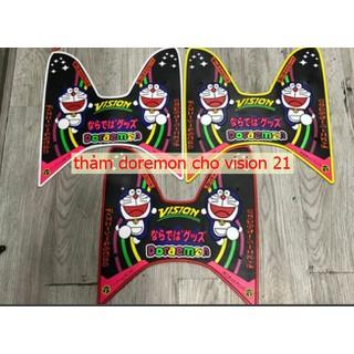 THẢM VISION 21 Thảm Lót Chân HOẠT HÌNH DOREMON gắn VISION 21 [ĐƯỢC KIỂM HÀNG] 41953451 - 41953451 thumbnail
