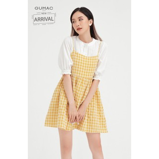 Đầm nữ dây babydoll GUMAC DB470 - DB470 thumbnail