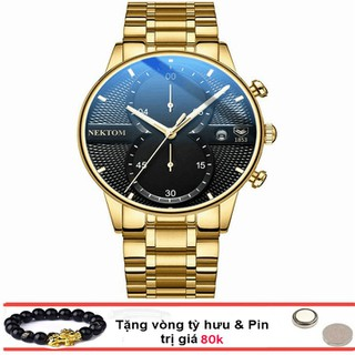 Đồng hồ nam Nektom chính hãng - Đồng hồ Nektom chính hãng thumbnail