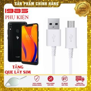 Cáp Sạc Nhanh Vsmart Joy 1 Plus 32Gb - cáp_joy1plus32gb thumbnail