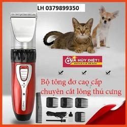 Tông đơ cắt lông chó mèo