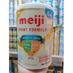 sữa meiji số 0 800g mẫu mới 2021[date 2023]