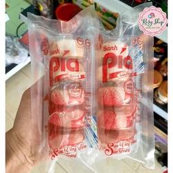 1 Cây 5 Bánh Pía Mini Không Trứng Đặc Sản Sóc Trăng