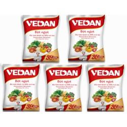 Bột ngọt Vedan 454g [ Combo 5 gói ] -HSD 36 tháng-Chính hãng-Giá tốt