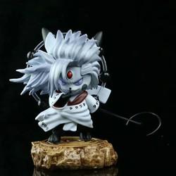 Mô hình Uchiha Madara trạng thái lục đạo mini - Naruto
