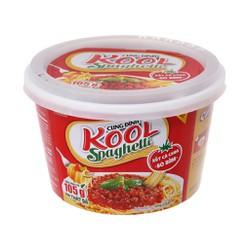Mì trộn Cung Đình Kool Spaghetti tô 105g