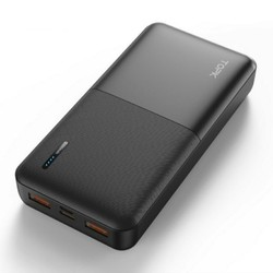 Pin Sạc Dự Phòng Topk 20000mAh 2 Cổng USB